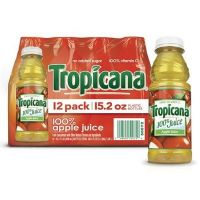 Tropicana Apple 15.5 OZ - 12/PK