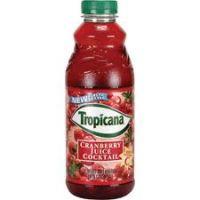 Tropicana Cranberry 32 OZ - 12/PK