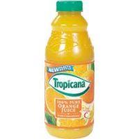 Tropicana Orange 32 OZ - 12/Pk