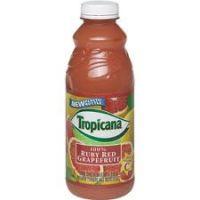 Tropicana Ruby Red Grapefruit 32 OZ - 12/Pk