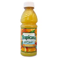 Tropicana Orange 10 OZ - 24/PK