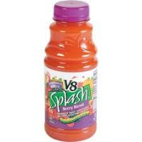 V8 Splash Berry Blend 16 OZ - 12/PK