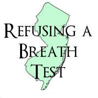 Breathalyzer Refusal in NJ