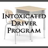 NJ Intoxicated Driver Program