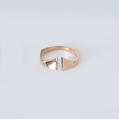 Bliss Lau Gold Vermeil Nuance Ring