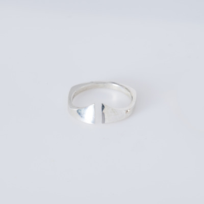 Bliss Lau Silver Nuance Ring