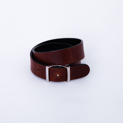 Miansai Cognac/Black Montauk Reversible Bracelet