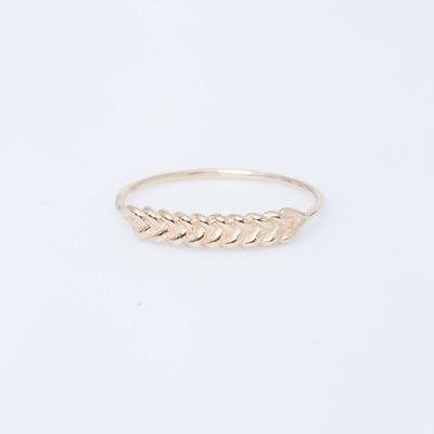 Jennie Kwon 14k Braided Ring