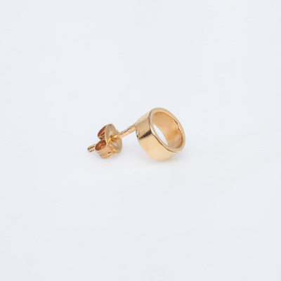 Gillian Steinhardt Empty Circle Aria Stud Earring