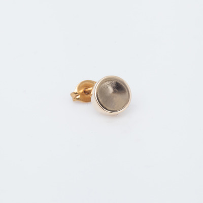 Gillian Steinhardt Full Circle Aria Stud Earring