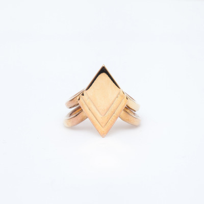 Gillian Steinhardt Labyrinth Ring