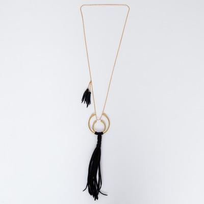 Marisa Mason Pandora Leather Necklace