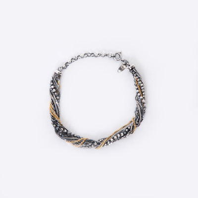 Puro Iosselliani Mixed Chain Bracelet