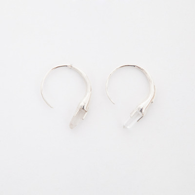 Unearthen Eros Point Earrings