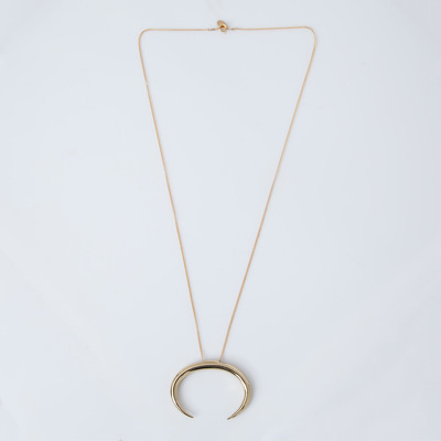 Gabriela Artigas Infinite Tusk Reloaded Pendant Necklace