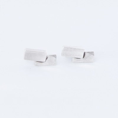 Nikolai Rose Colliding Cufflinks