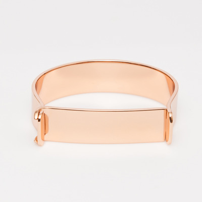Miansai Rose Gold Hudson Cuff