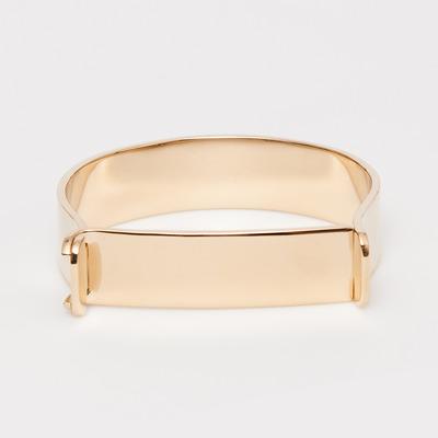 Miansai Gold Hudson Cuff