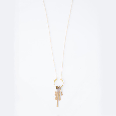 Marisa Haskell Fairfax Pendant Necklace