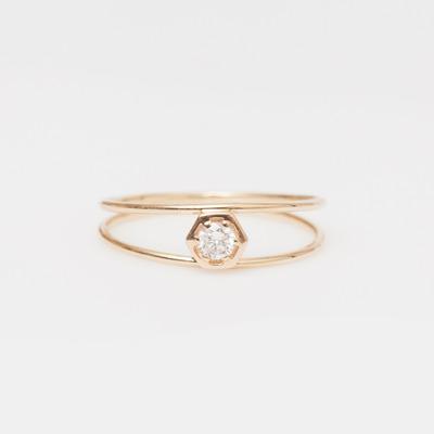 Vale Raa Diamond Ring