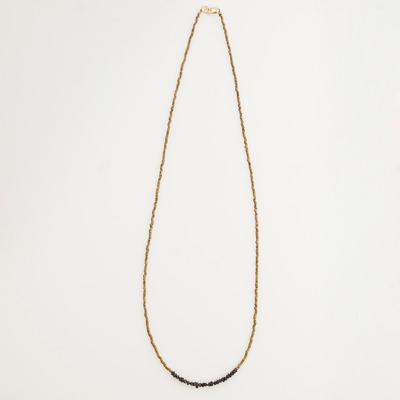 Marisa Mason Raw Black Diamond Rio Necklace