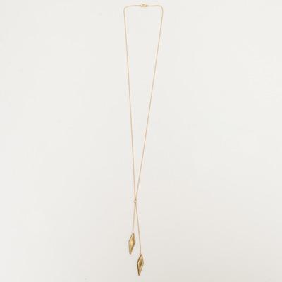 Marisa Mason Gemini Twin Pendant Necklace