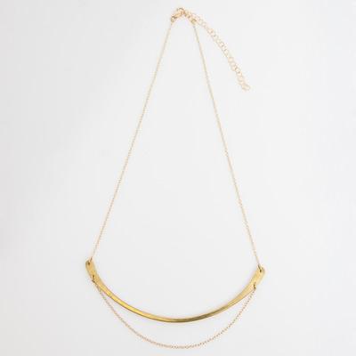 Marisa Mason Dune Double Necklace