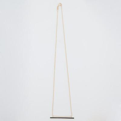 J. Hannah 14K Balance Necklace