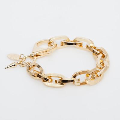 Bing Bang Gold Boyfriend Chain Bracelet
