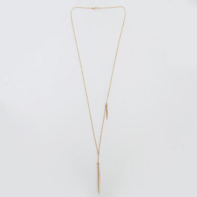 Marisa Mason Cimarron Double Dagger Necklace