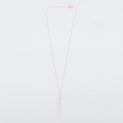 Ginette NY 18K Long Arrow Necklace