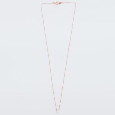 Vale Rose Gold Origins Diamond Necklace