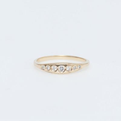 AILI 18K Milly Diamond Ring