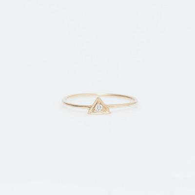 AILI 18K Gaia Ring