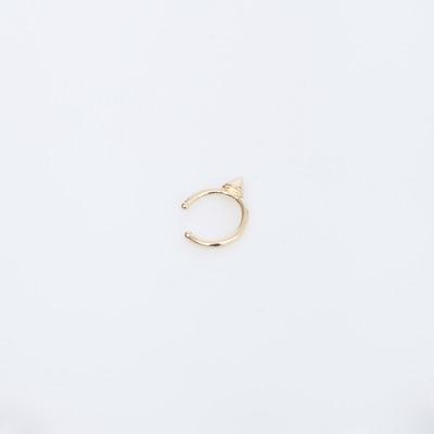 Bing Bang Gold Vermeil Tiny Viviennne Ear Cuff