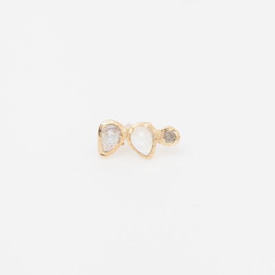 Misa Water Lily Earring