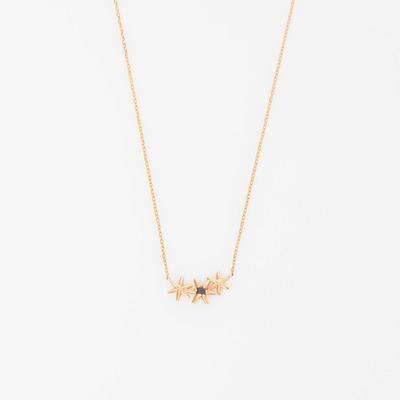 Sarah & Sebastian Star Cluster Necklace