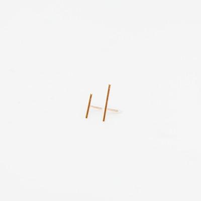 Sarah & Sebastian Line Earrings