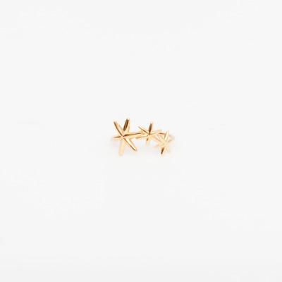 Sarah & Sebastian Bold Star Ring
