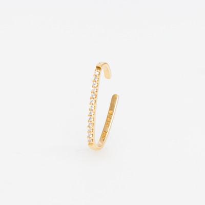 Maria Black Revier Diamond Ear Cuff