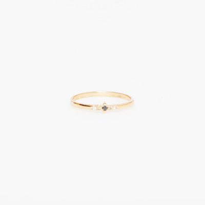 Carolyn Colby Solar Flare Diamond Ombre Ring