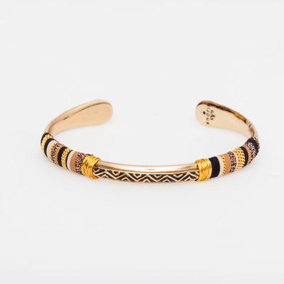 Gas Bijoux Gold Massai Bracelet
