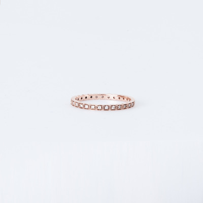 Anna Sheffield Wheat Eternity Band