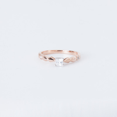 Anna Sheffield Sheaves Promise Ring