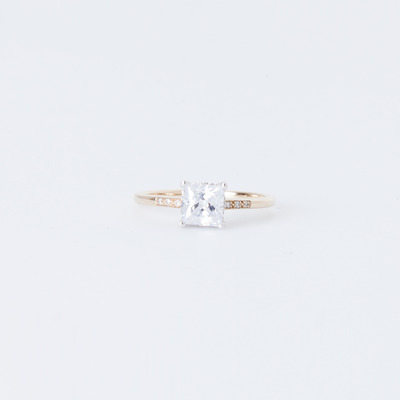 Anna Sheffield Hazeline Princess Ring