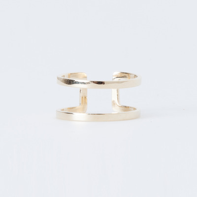 Gabriela Artigas Cage Ring 10K Gold