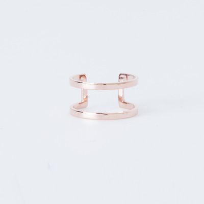 Gabriela Artigas Cage Ring 10K Rose Gold