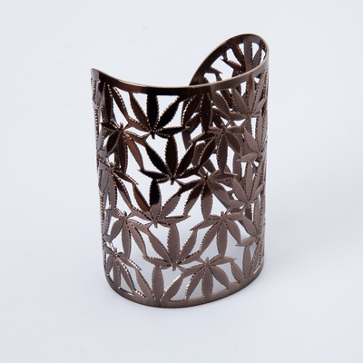"Joomi Lim ""High Life"" Cut-out Hemp Cuff"