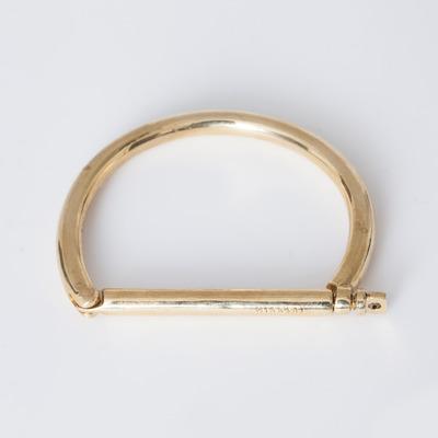 Miansai Brass Tarn Cuff