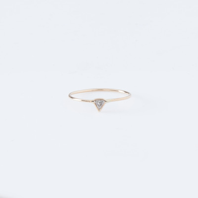 Vale Trilliant Cut Diamond Ring